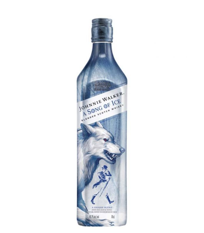 Johnnie Walker Song Of Ice Games Of Thrones 70cl