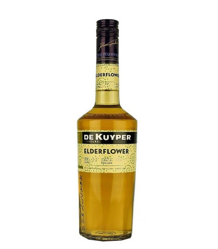 DE KUYPER ELDERFLOWER 70CL