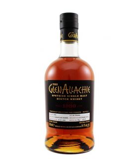 GlenAllachie 28 Years 1990 Virgen Oak Single Cask 70cl