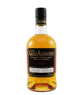 GlenAllachie 13 Years 2006 Bourbon Barrel Single Cask 70cl