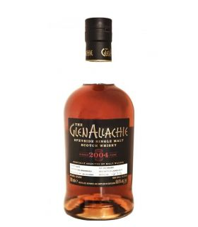 GlenAllachie 14 Years 2004 PX Hogshead Single Cask 70cl