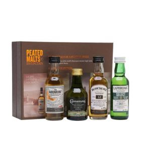Peated Malt Of Distinction 4X5cl