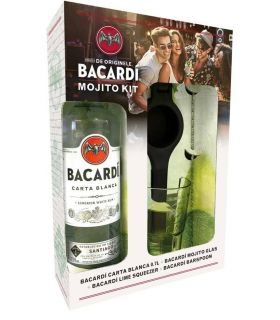 Bacardi Mojiti Kit 70cl