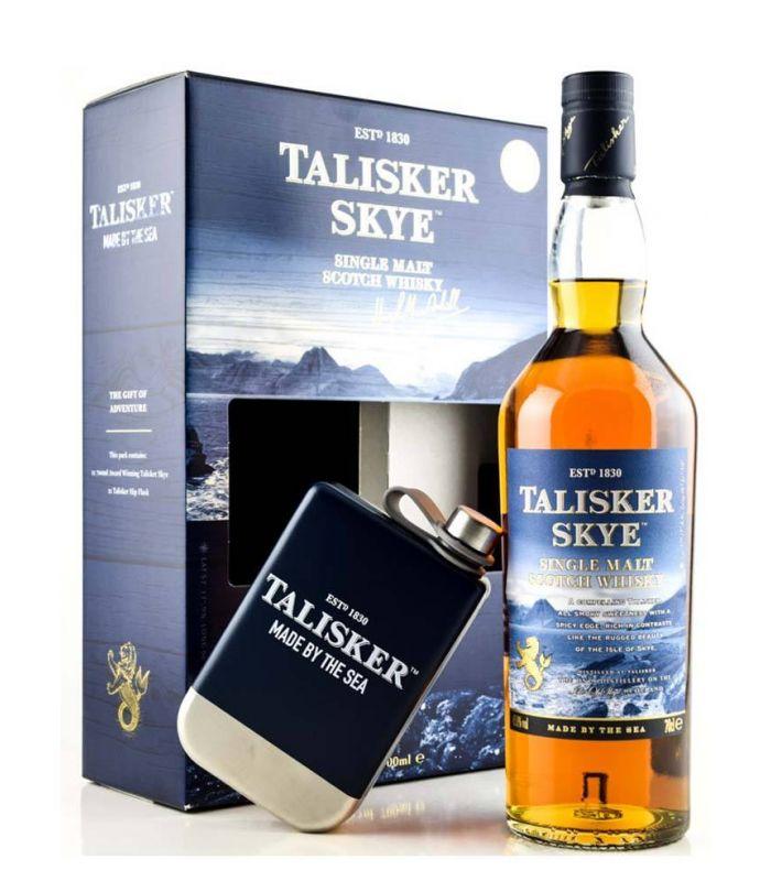 Talisker Sky Gift Pack 70cl