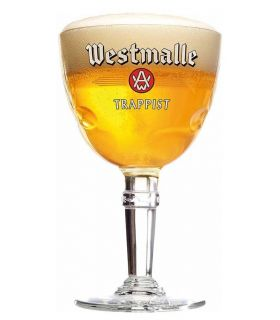Westmalle Bierglas 33cl
