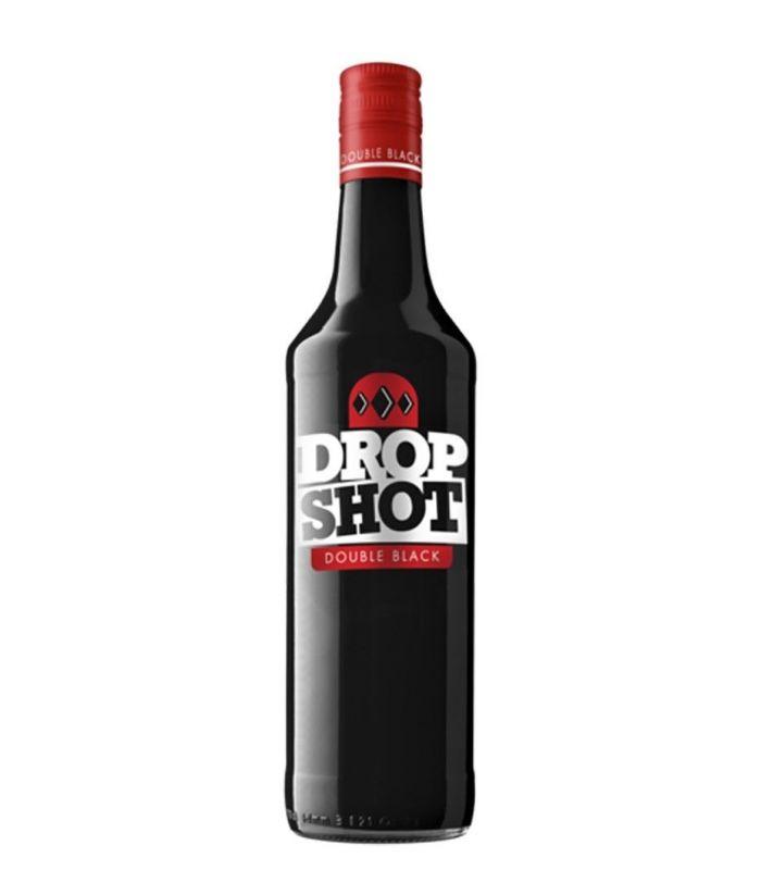 DROPSHOT DOUBLE BLACK DE KUYPER 70CL