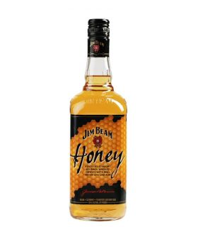 JIM BEAM BOURBON HONEY 70CL