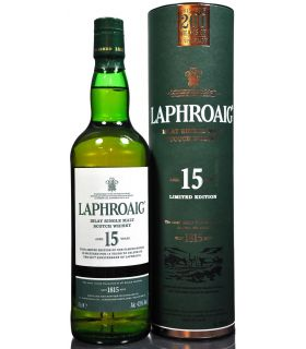 LAPHROAIG 15 YEARS LIMITED70CL