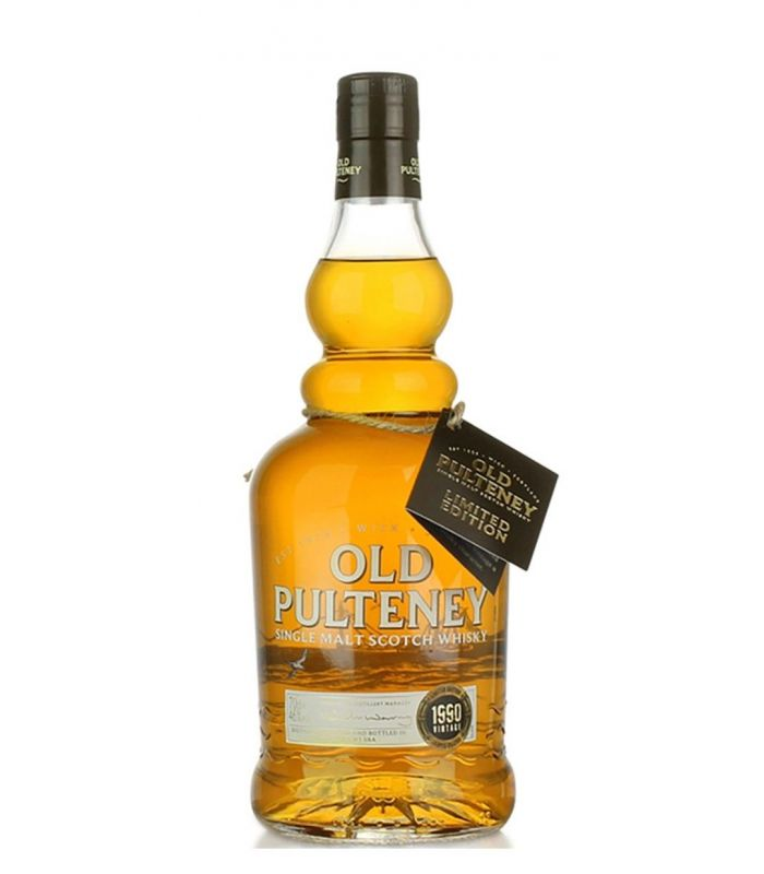 OLD PULTENEY 1990 70CL