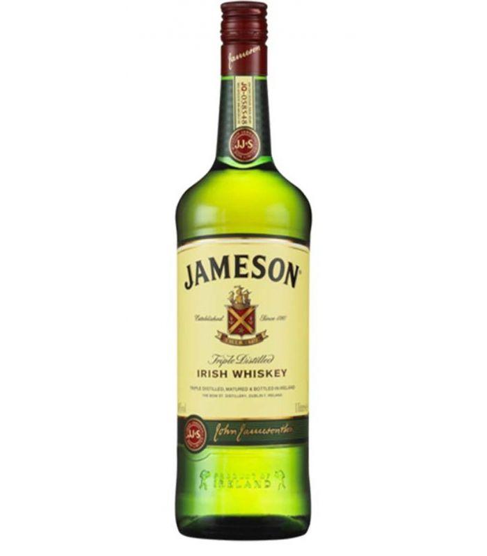 JAMESON IRISH WHISKEY 100CL