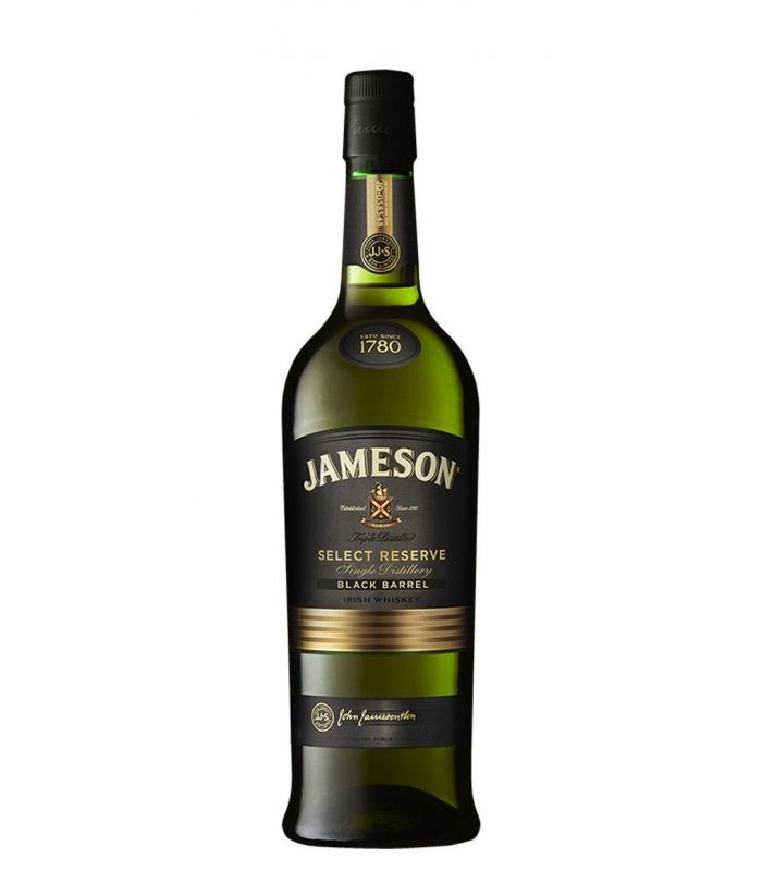 JAMESON IRISH SELECT RESERVE BLACK BARREL 70CL