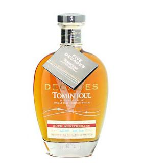 Tomintoul Five Decades 50th Anniversary 70cl