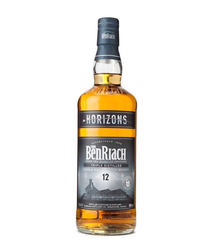 BENRIACH 12 YEARS HORIZONS 70CL