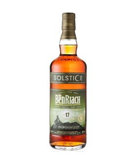 Benriach 17 Years Solstice Heavily Peated Port Finish Single Malt 70cl