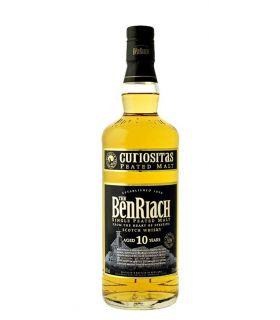 BENRIACH 10 YEARS CURIOSITAS 70CL
