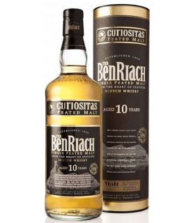 BENRIACH 10 YEARS CURIOSITAS 70CL