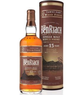 BENRIACH 15 YEARS PORT WOOD 70CL