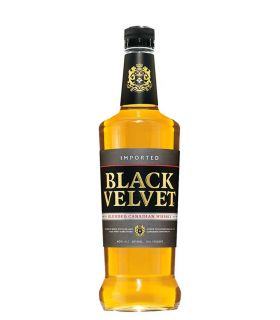 BLACK VELVET CANADIAN 70CL