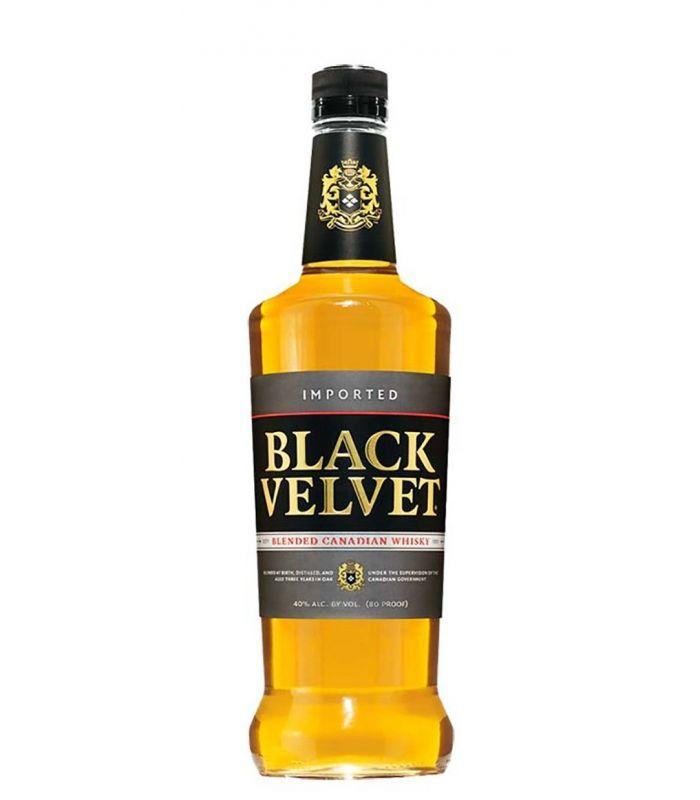 BLACK VELVET CANADIAN 70CL