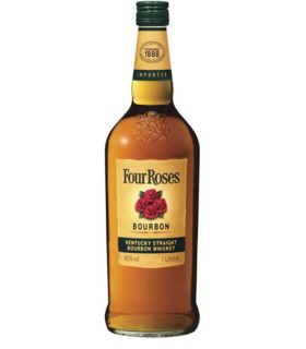 FOUR ROSES KENTUCKY BOURBON 100CL