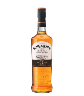 BOWMORE 12 YEARS 70CL