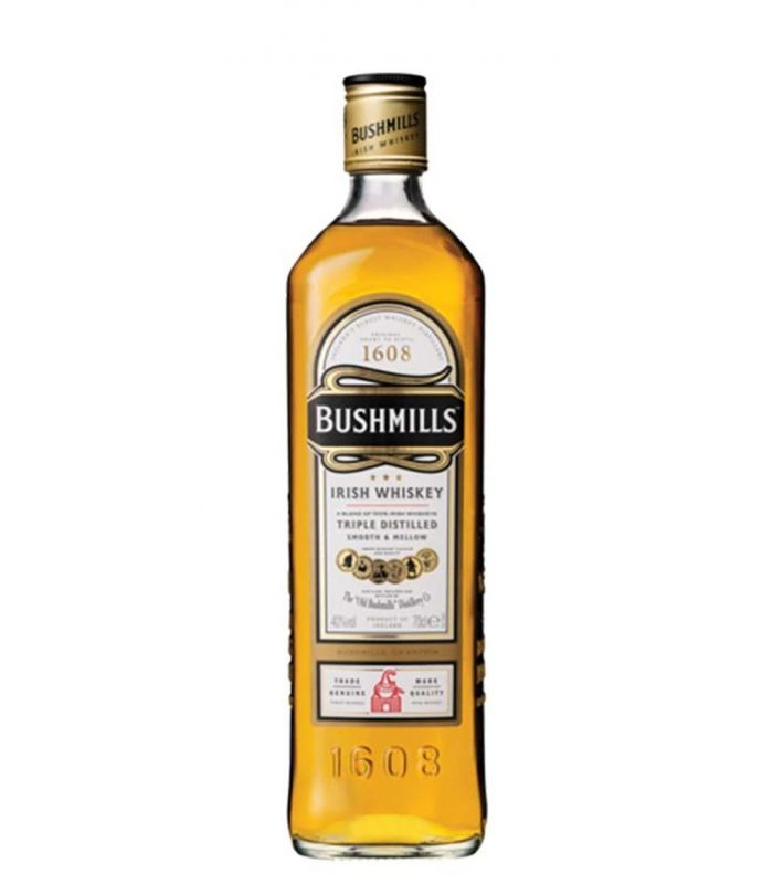 BUSHMILLS THE ORIGINAL 70CL