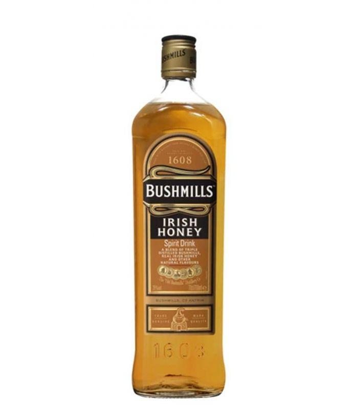 BUSHMILLS HONEY 70CL