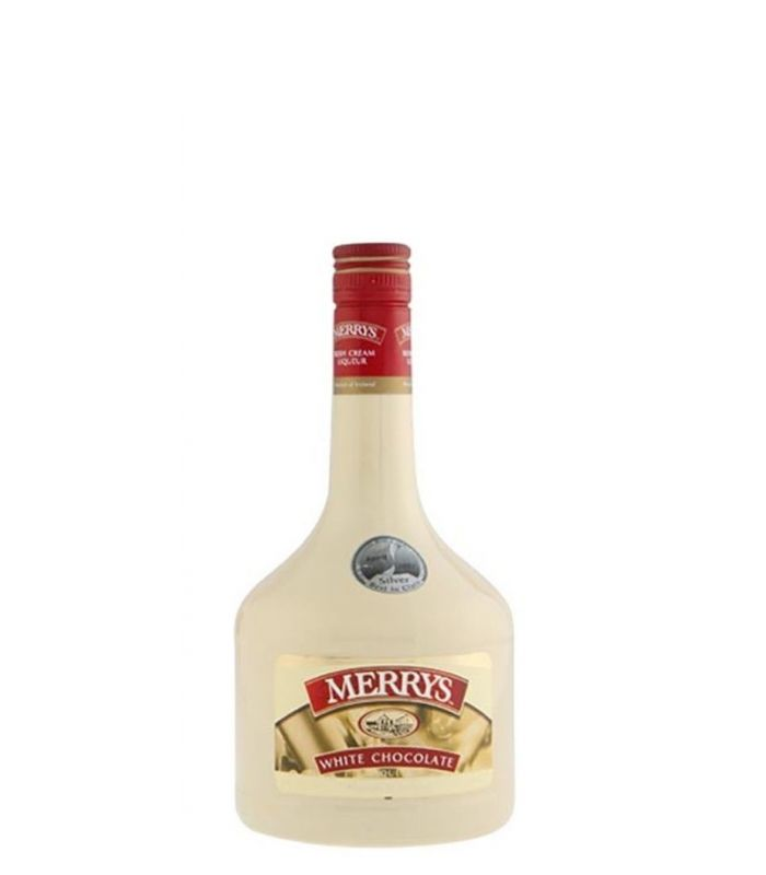 MERRYS WHITE CHOCOLADE LIKEUR 35CL