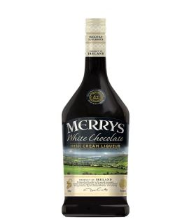 Merry's White Chocolate Likeur 70cl