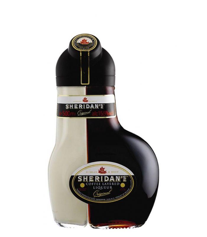 SHERIDAN'S ORIGINAL LIQUEUR 50CL