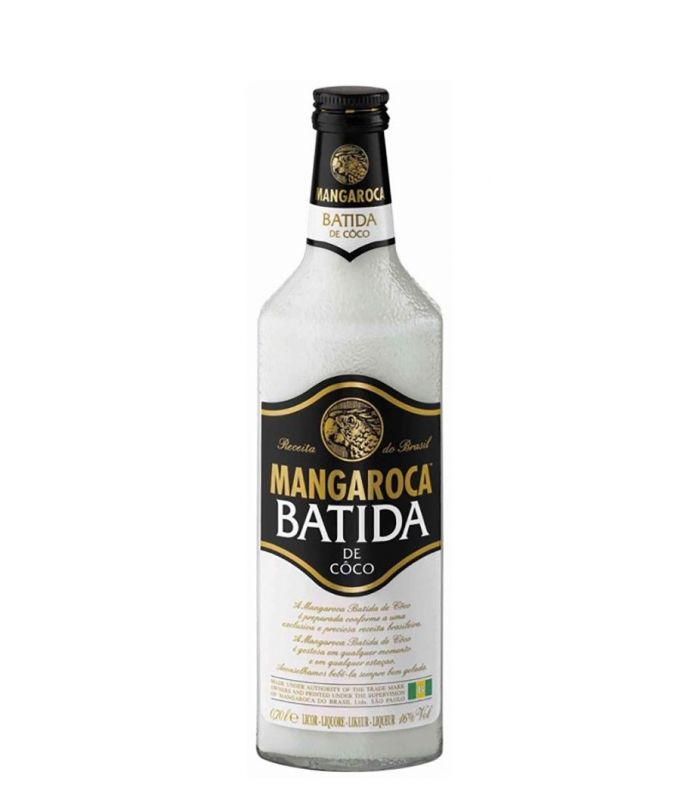 BATIDA DE COCO MANGAROCA 70CL