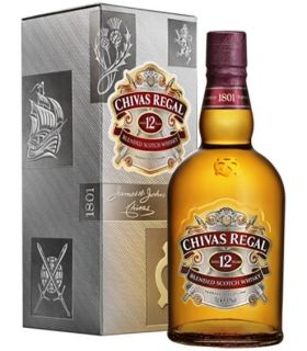 CHIVAS REGAL 12 YRS SCOTCH WHISKY 35CL