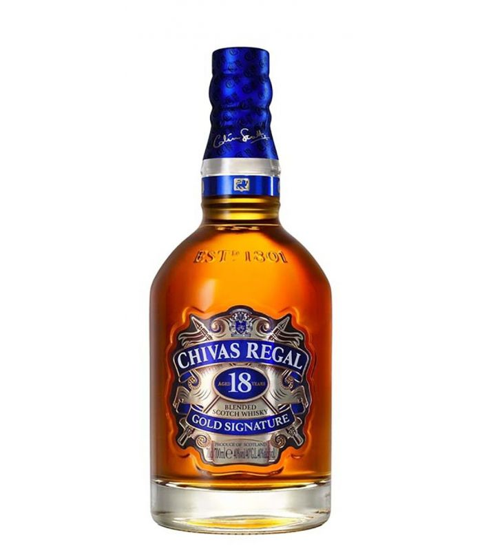 CHIVAS REGAL 18 YRS WHISKY 70CL