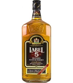 Label 5 Blended 100cl