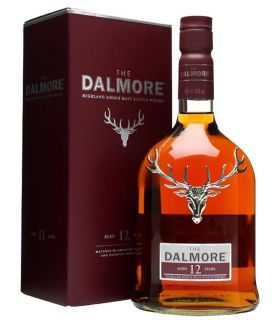 DALMORE 12 YRS HIGHLAND MALT 70CL