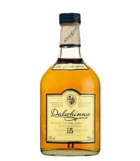 DALWHINNIE 15 YRS HIGHLAND MALT 70CL