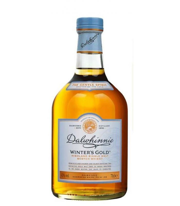DALWHINNIE WINTERS GOLD 70CL