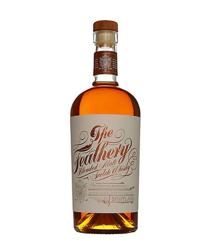 FEATHERY BLEND MALT WHISKY 70CL