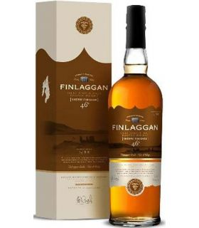 FINLAGGAN SHERRY FINISHED MALT WHISKY 70