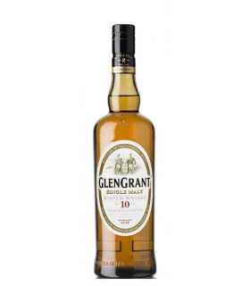 Glen Grant 10 Years Single Malt 70cl