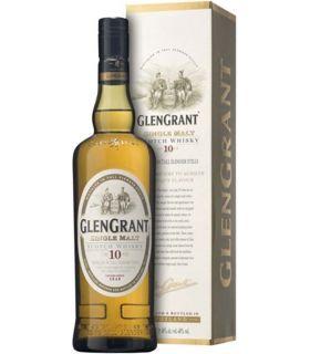 GLEN GRANT 10 YEARS 70CL