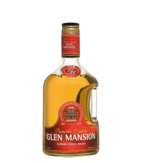 GLEN MANSION SCOTCH WHISKY 70CL
