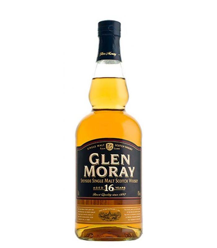 GLEN MORAY 16 YRS SPEYSIDE MALT 70CL