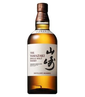 The Yamazaki Distillers Reserve Single Malt Whisky 70cl