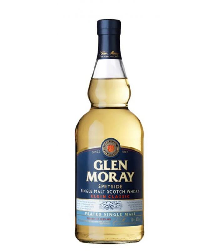 GLEN MORAY CLASSIC PEATED 70CL