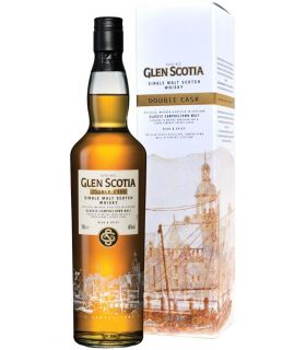 GLEN SCOTIA DOUBLE CASK SINGLE MALT 70CL