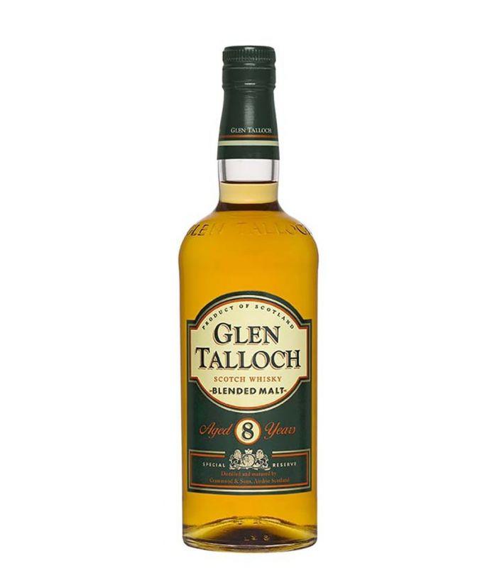GLEN TALLOCH 8 YRS SCOTCH MALT 70CL
