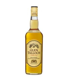 GLEN TALLOCH SCOTCH WHISKY 70CL