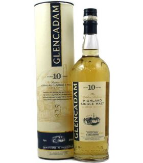 GLENCADAM 10 YRS HIGHLAND SINGLE MALT 70