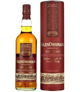 GLENDRONACH 12 YRS SINGLE MALT 70CL